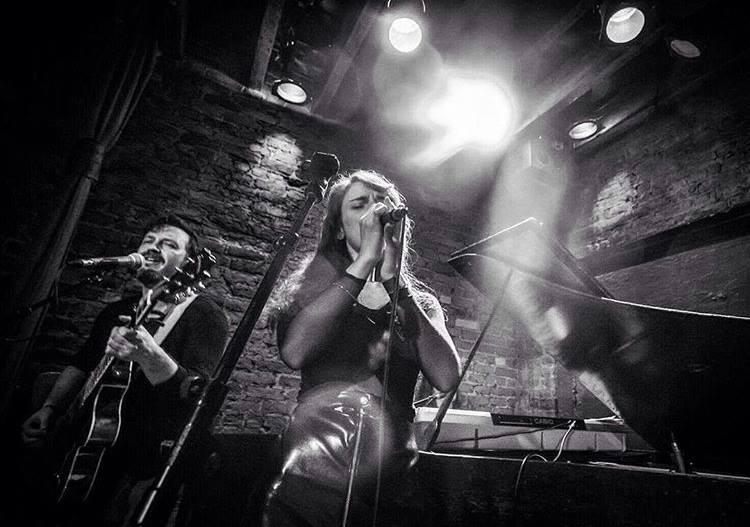 Liquor Radio brings energetic indie-folk to Mercury Lounge